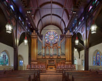 C.B.Fisk Organ/St.Peter's Episcopal Church Charlotte,NC