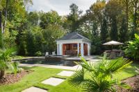 Pool Cabana/Harbinson Architects